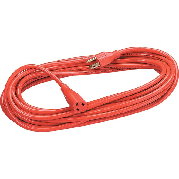 Fellowes Heavy Duty Indoor/Outdoor 25' Extension Cord - 99597