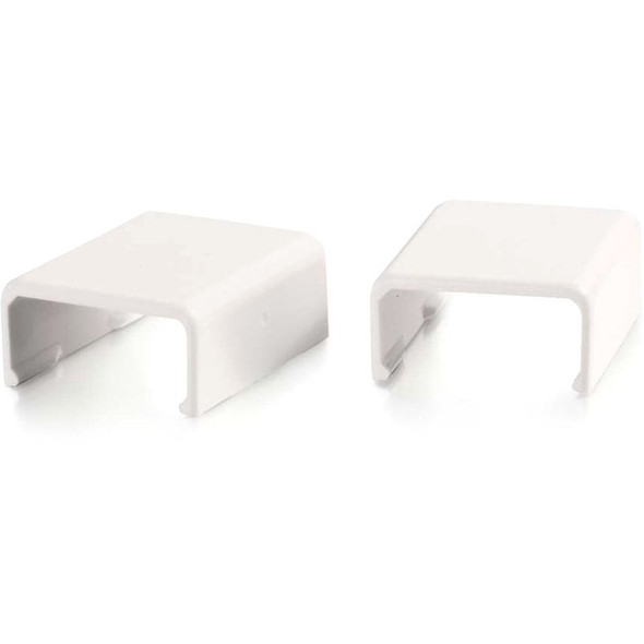 C2G Wiremold Uniduct 2700 Cover Clip - White - 16045