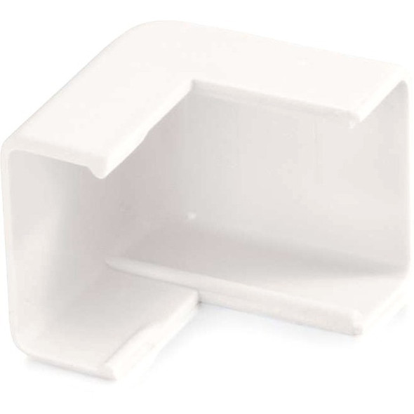 C2G Wiremold Uniduct 2700 External Elbow - White - 16066
