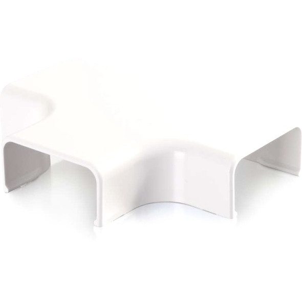 C2G Wiremold Uniduct 2900 Tee - White - 16058