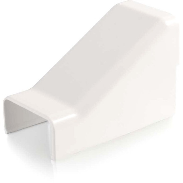 C2G Wiremold Uniduct 2900 Drop Ceiling Connector - White - 16073