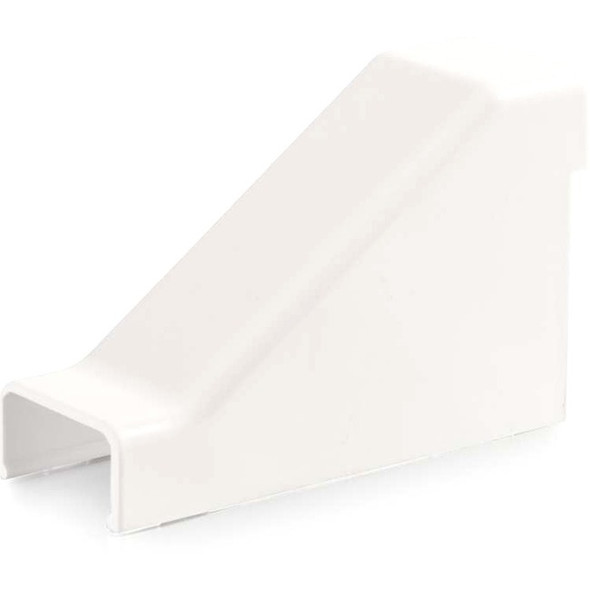 C2G Wiremold Uniduct 2700 Drop Ceiling Connector - White - 16071