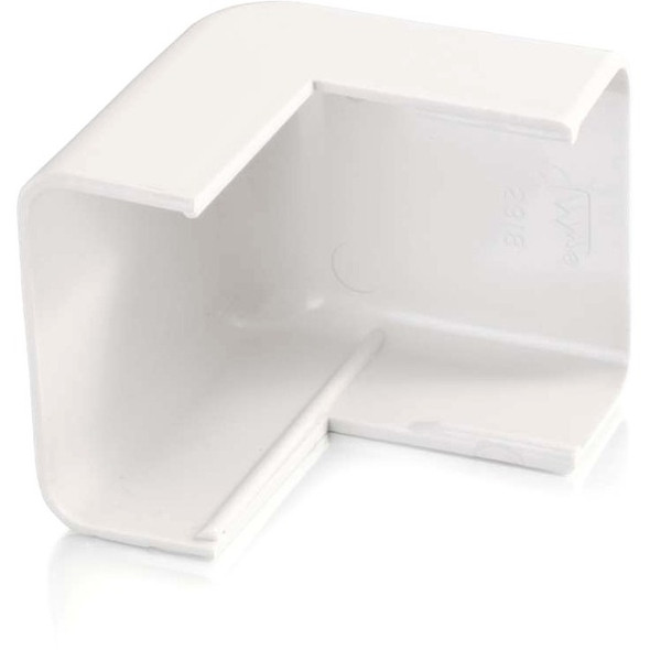 C2G Wiremold Uniduct 2900 External Elbow - White - 16068