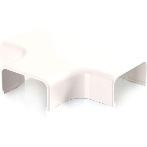 C2G Wiremold Uniduct 2900 Tee - Fog White - 16103