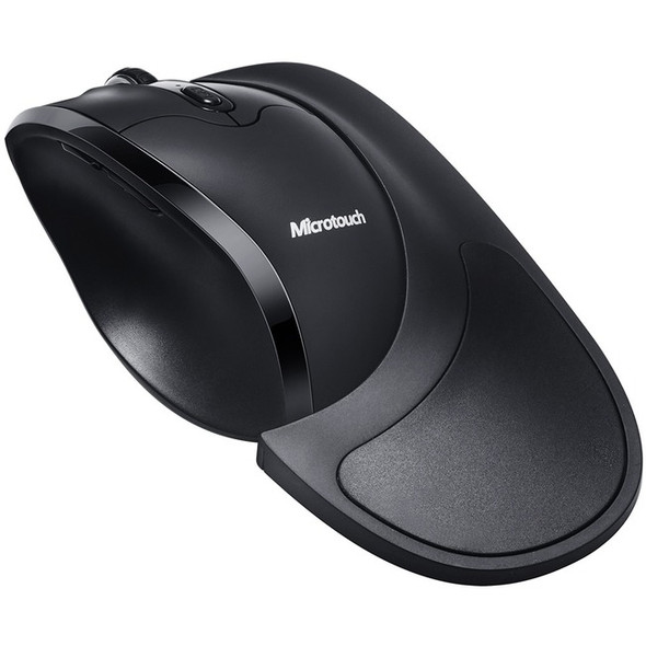 Goldtouch Newtral 3 Medium Black Mouse Wireless, Right Handed - KOV-N300BWM