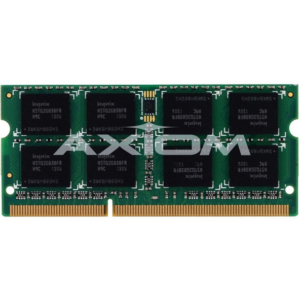 Axiom 4GB DDR3-1066 SODIMM for Panasonic # CF-WMBA904G, CF-BAC04GU - CF-WMBA904G-AX