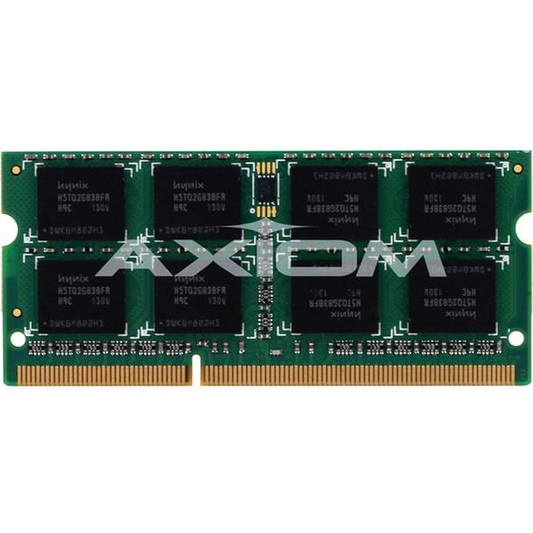 Axiom 2GB DDR3-1066 SODIMM for Panasonic # CF-WMBA902G, CF-WMBA902GF, CF-BAC02GU - CF-WMBA902G-AX