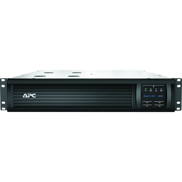 APC by Schneider Electric Smart-UPS 1000VA Rack-mountable UPS - SMT1000RMI2U