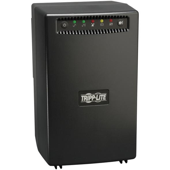 Tripp Lite UPS 1500VA 940W Battery Back Up Tower AVR 120V USB RJ11 RJ45 - OMNIVS1500