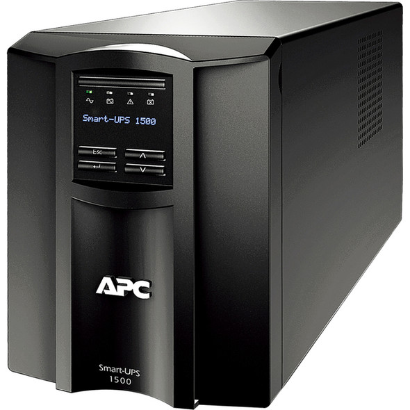 APC by Schneider Electric Smart-UPS 1500VA LCD 120V with AP9631 Installed - SMT1500X448