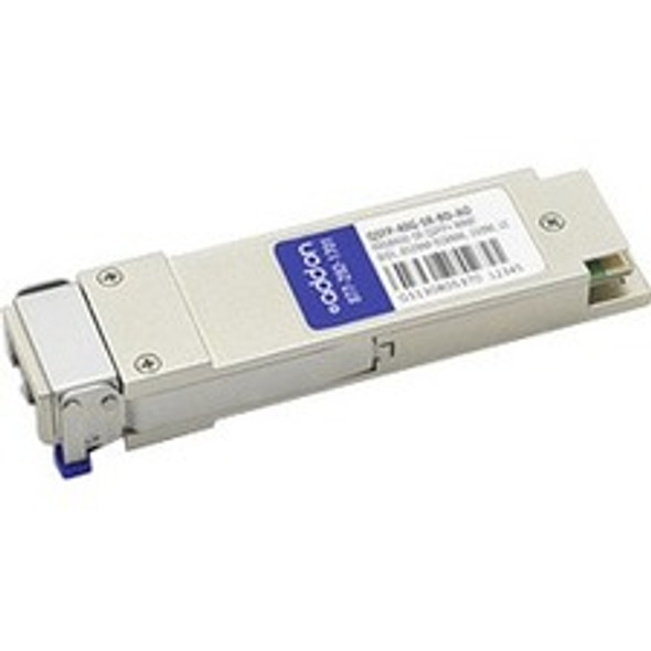 AddOn Cisco QSFP-40G-SR-BD Compatible TAA Compliant 40GBase-SR QSFP+ Transceiver (MMF, 832nm to 918nm, 150m, LC) - CMS5694971
