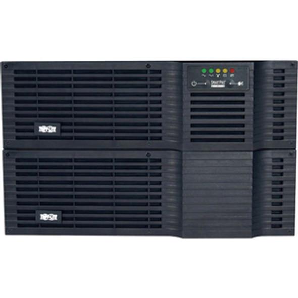 Tripp Lite UPS Smart 5000VA 4000W Rackmount AVR 120V-208V Pure Sine Wave 5kVA 6URM TAA GSA - SM5000RT3UTAA