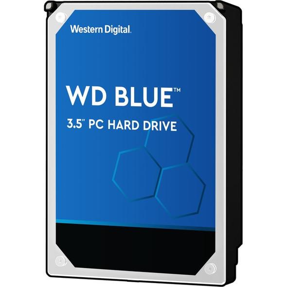 """WD Blue WD5000AZLX 500 GB Hard Drive - 3.5"""" Internal - SATA (SATA/600) - WD5000AZLX"""