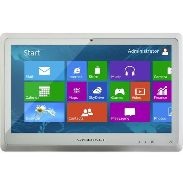"Cybernet CyberMed C22 All-in-One Computer - Core i3 i3-4130 - 4 GB RAM - 250 GB HDD - 22"" 1920 x 1080 Touchscreen Display - Desktop - CYBERMED-C22G"