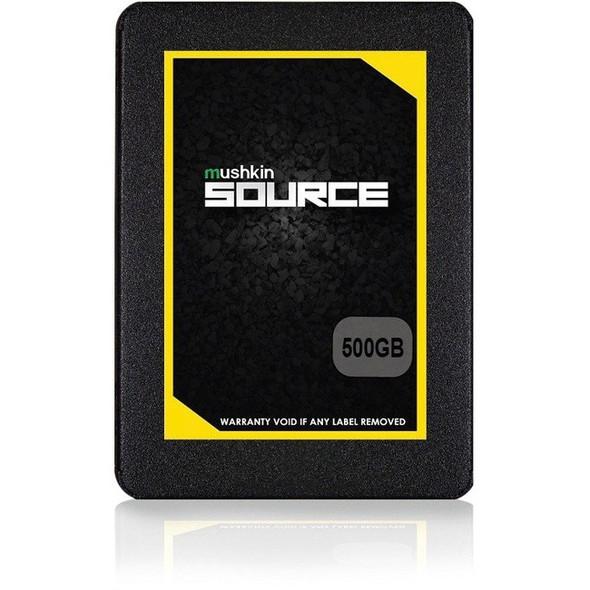 """Mushkin Source 500 GB Solid State Drive - 2.5"""" Internal - SATA (SATA/600) - MKNSSDSR500GB"""
