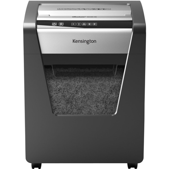 Kensington OfficeAssist Shredder M150-HS Anti-Jam Micro Cut - K52077AM