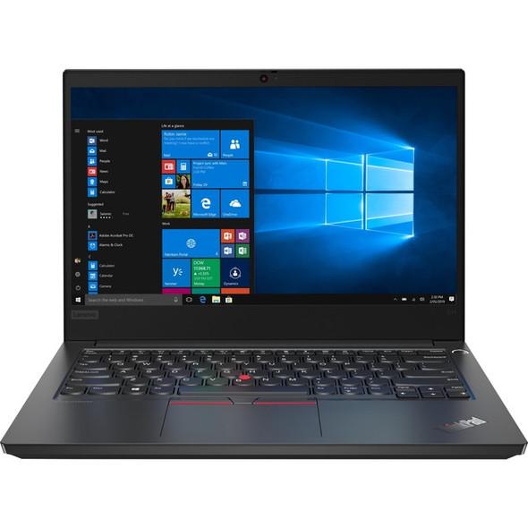 """Lenovo ThinkPad E14 20RA004YUS 14"""" Notebook - 1920 x 1080 - Core i5 i5-10210U - 8 GB RAM - 256 GB SSD - Black - 20RA004YUS"""