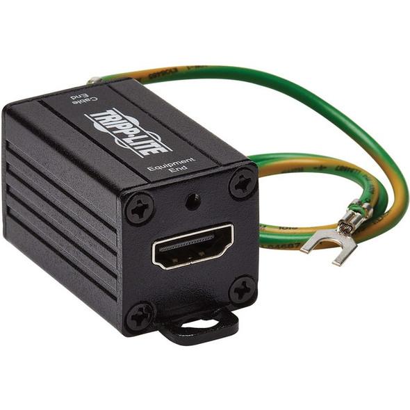 Tripp Lite Surge Protector In-Line for Digital Signage 4K @ 30Hz HDMI 1.4 - B110-SP-HDMI