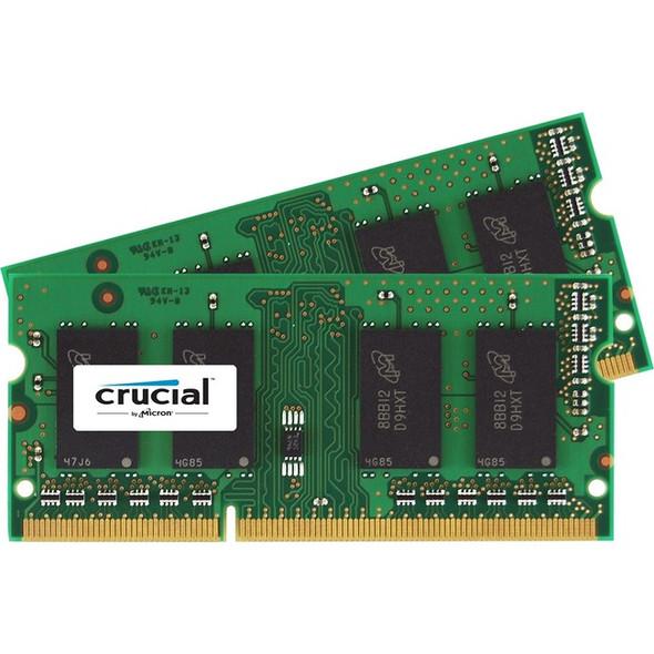 Crucial 16GB (2 x 8 GB) DDR3 SDRAM Memory Module - CT2KIT102464BF160B