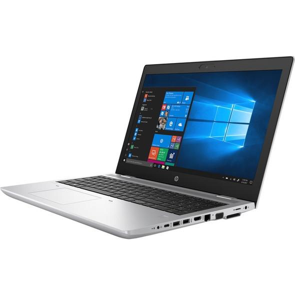 "HP ProBook 650 G5 15.6"" Notebook - 1920 x 1080 - Core i7 i7-8565U - 16 GB RAM - 16 GB Optane Memory - 256 GB SSD - 7LH59UT#ABA"