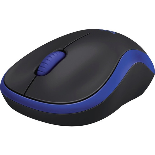 Logitech Wireless Mouse M185 - 910-003636