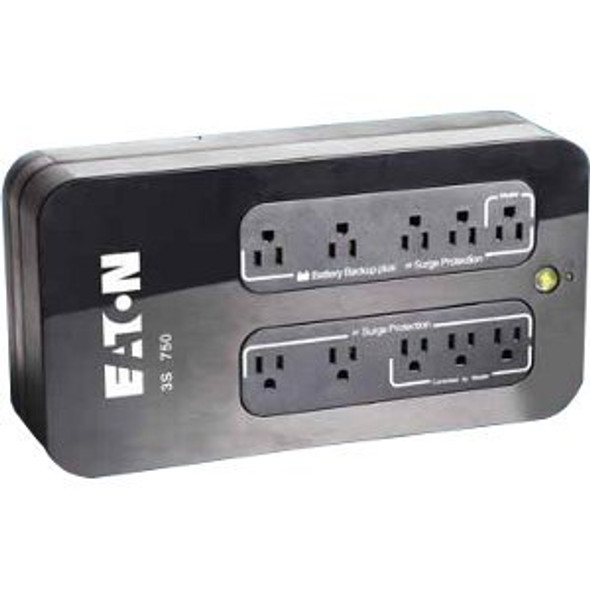 Eaton 3S 550 VA Desktop UPS - 3S550