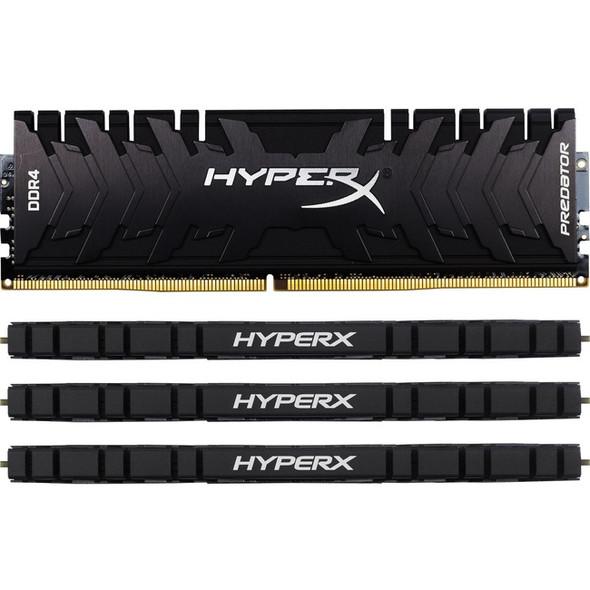 Kingston HyperX Predator 32GB DDR4 SDRAM Memory Module - HX426C13PB3K4/32