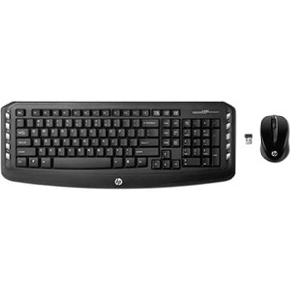 HP Keyboard & Mouse - LV290AA#ABA