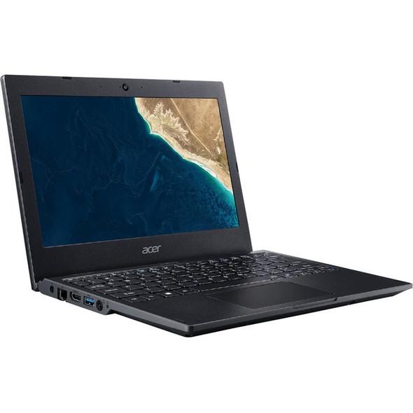 "Acer TravelMate B1 B118-M TMB118-M-C8J5 11.6"" Notebook - 1366 x 768 - Celeron N4100 - 4 GB RAM - 128 GB SSD - NX.VHPAA.001"