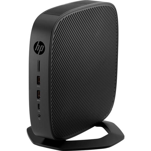 HP t640 Thin Client - AMD Ryzen R1505G Dual-core (2 Core) 2.40 GHz - 7NN46AT#ABA