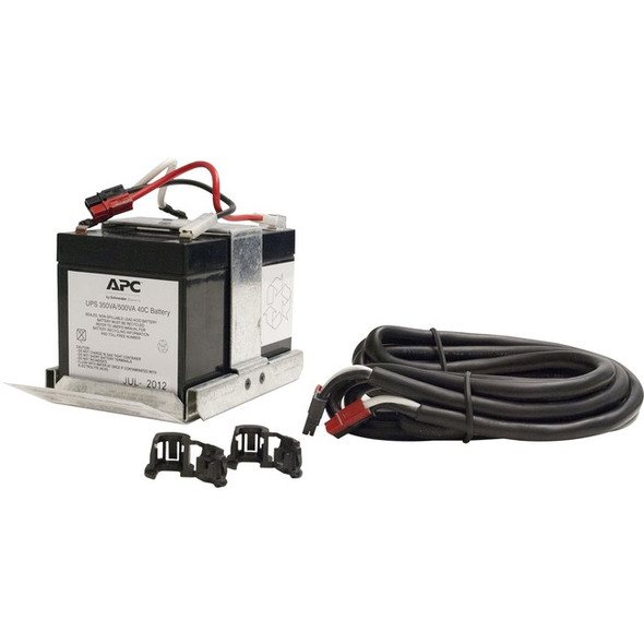 APC by Schneider Electric Replacement Battery Cartridge #135 - APCRBC135