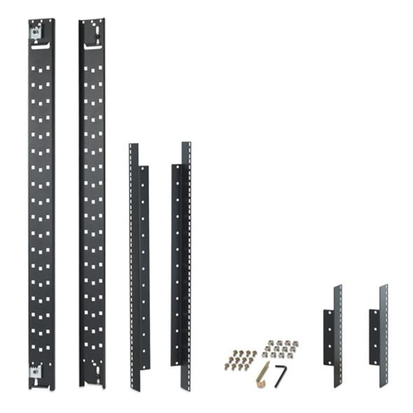 APC 600mm Wide Recessed Rail Kit - AR7503