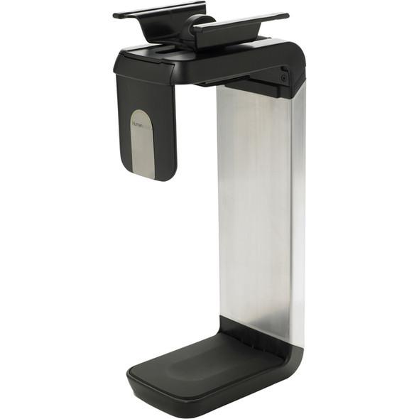 Humanscale Cpu Holder In In Brushed Aluminium Or Black - CPU600