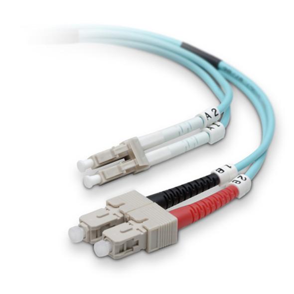 Belkin 10 Gb Fiber Optic Duplex Cable - F2F402L7-30M-G