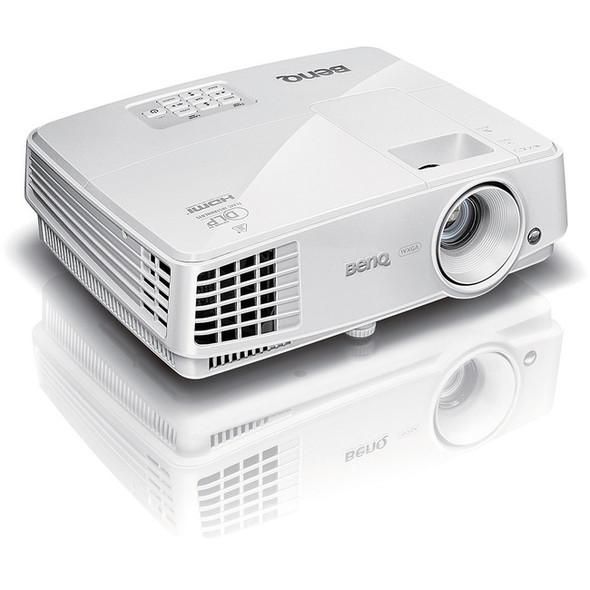 BenQ MX707 3D Ready DLP Projector - 4:3 - White - MX707