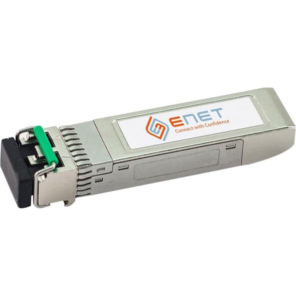 Adtran Compatible 1184562PG6 - Functionally Identical 1000BASE-ZX SFP 1550nm 80km w/DOM Single-mode Duplex LC - 1184562PG6-ENC
