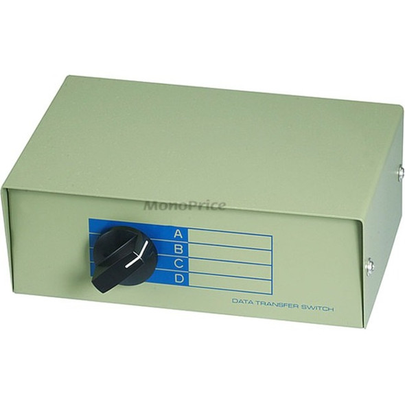 Monoprice BNC ABCD 4 Position Switch Box - 1376