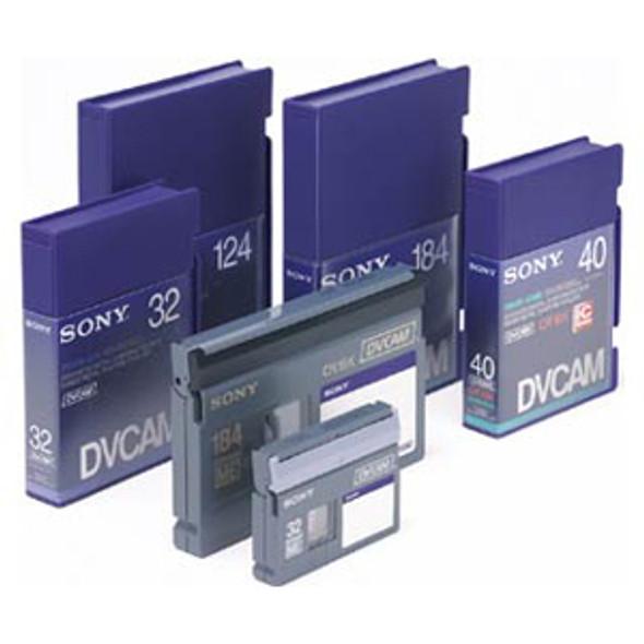 Sony DVCAM Cassette - PDV184N