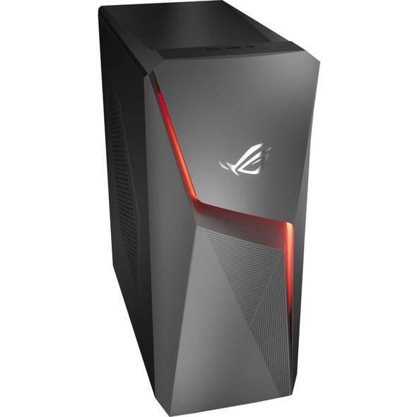 Asus - Retail Metal Side Panel Windows 10 (64bit) Intel Core I7-9700k Processor, 3.6ghz (12m C - GL10CS-DB762