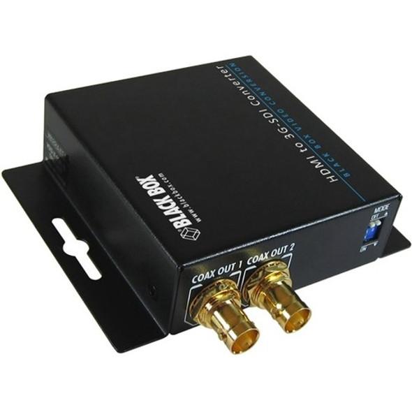 Black Box HDMI to 3G-SDI/HD-SDI Converter - VSC-HDMI-SDI