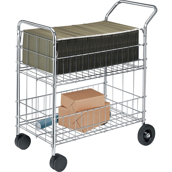 Fellowes Mail Cart - 40912