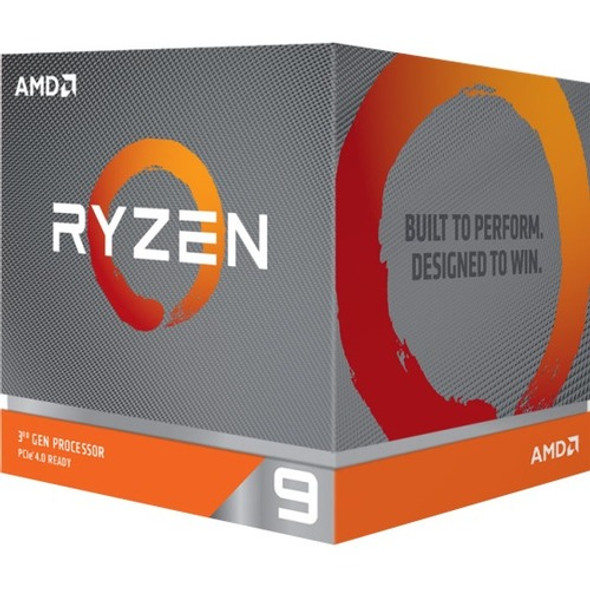 AMD Ryzen 9 (3rd Gen) 3950X Hexadeca-core (16 Core) 3.50 GHz Processor - 100-000000051