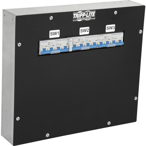 Tripp Lite UPS Maintenance Bypass Panel for SUT30K - 3 Breakers - SUT30KMBP