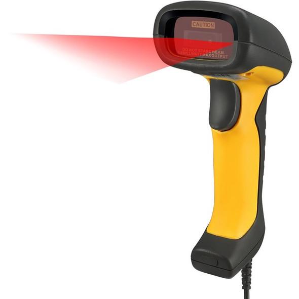 Adesso NuScan 5200TU- Antimicrobial & Waterproof 2D Barcode Scanner - NUSCAN 5200TU