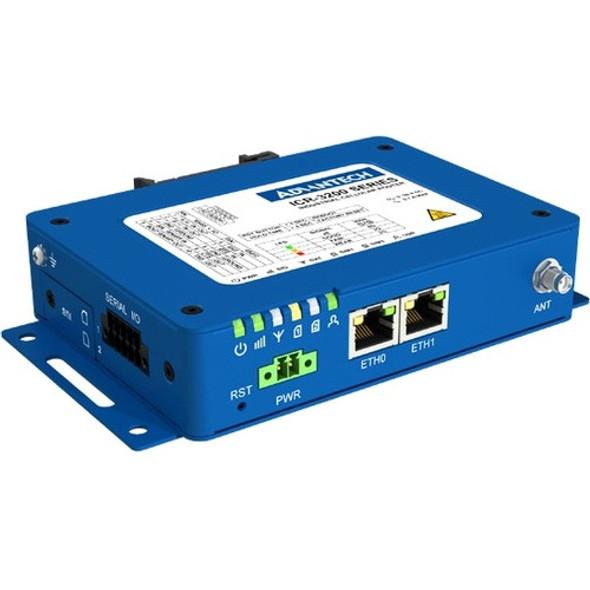 Advantech ICR-3211B 2 SIM Cellular Modem/Wireless Router - ICR-3211B