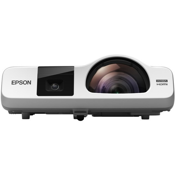 Epson BrightLink 536Wi Short Throw LCD Projector - 16:10 - White - V11H670022