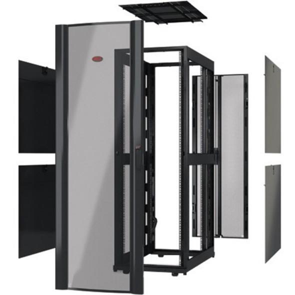 APC by Schneider Electric NetShelter SX AR3300X617 Rack Cabinet - AR3300X617