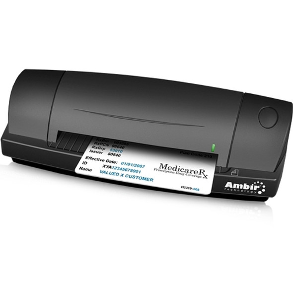 Ambir DS687 Sheetfed Scanner - 600 dpi Optical - DS687-U3P