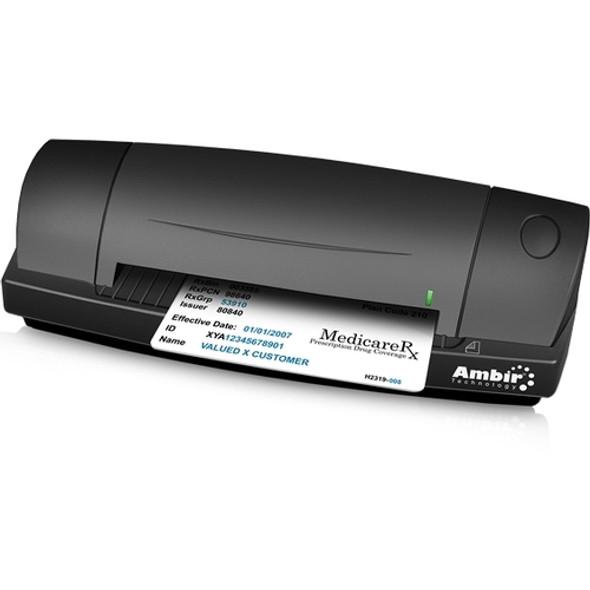 Ambir DS687 Sheetfed Scanner - 600 dpi Optical - DS687-U3P
