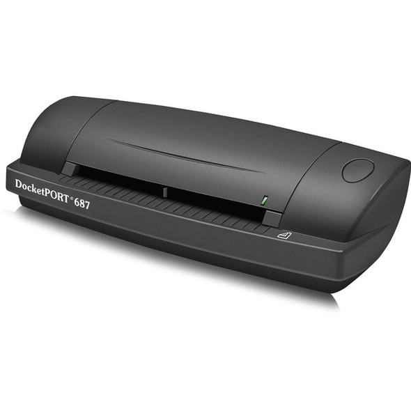 DocketPORT DP687 Card Scanner - DP687